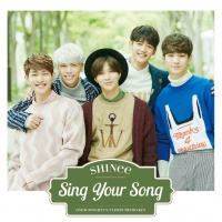 Sing Your Song (Single) - SHINee