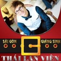 Sài Gòn Giáng Sinh (Single) - Thái Lan Viên