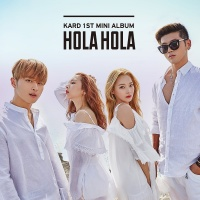Hola Hola (1st Mini Album) - K.A.R.D