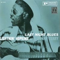 Last Night Blues - Lightnin' Hopkins
