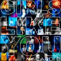 Girls Like You (Remix Single) - Maroon 5, Cardi B