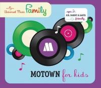 Motown For Kids - Stevie Wonder