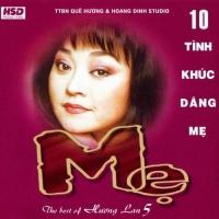 10 Tình Khúc Dâng Mẹ - Hương Lan