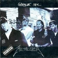 Garage Inc CD1 - USA Elektra - Metallica