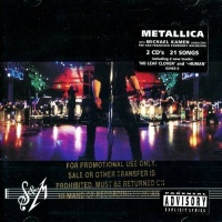 S&M (USA Promo) CD2 - Metallica