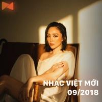 Nhạc Việt Mới Tháng 09/2018