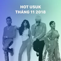 Nhạc Hot USUK Tháng 11/2018 - Various Artists