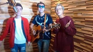 Giá Như Anh Lặng Im (Acoustic Cover) - OnlyC, Quang Hùng, Lou Hoàng