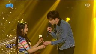 Good For You (Inkigayo 17.04.2016) - Eric Nam