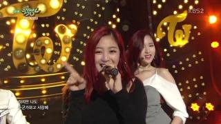 Like OOH-AHH (Music Bank 13.11.15) - Twice