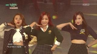 Like OOH-AHH (Music Bank 27.11.15) - Twice
