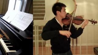 Suteki Da Ne (Violin and Piano) - Joshua Chiu, Sherry Kim