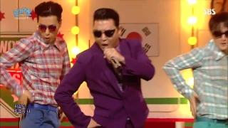 Napal Baji (Inkigayo 13.12.15) - PSY
