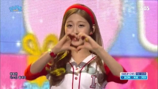 For You (Inkigayo 03.01.16) - Lovelyz