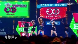 L.I.E (M Countdown 23.06.2016) - EXID
