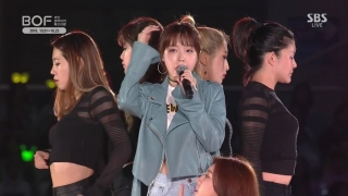 Something + Ring My Bell (Busan One Asia Festival 2016) - Girl's Day