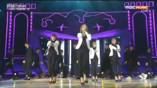 You're The Best + Décalcomanie (Melon Music Awards 2016) - Mamamoo