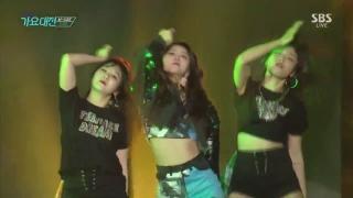 L.I.E (SBS Gayo Daejun 2016) - EXID