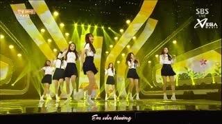 Hi~ (Inkigayo 05.04.15) (Vietsub) - Lovelyz