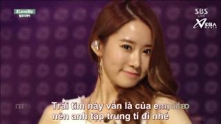 Love Me (Inkigayo 21.06.15) (Vietsub) - Melody Day
