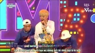 Shake That Brass (Inkigayo 15.02.15) (Vietsub) - Amber