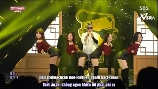 Party Tonight (Inkigayo 15.02.15) (Vietsub) - Various Artists