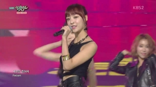 Speed Up (Music Bank 23.10.15) - Melody Day