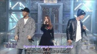 Inkigayo Ep 789 - Part 3 (02.11.14) (Vietsub) - Various Artists