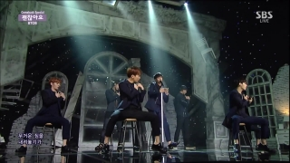 It's Okay (Inkigayo 05.07.15) - BTOB