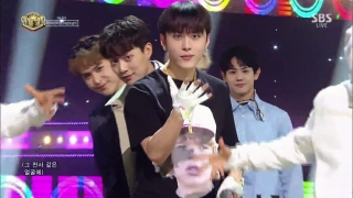 Plz Don't Be Sad (Inkigayo 09.04.2017) - Highlight