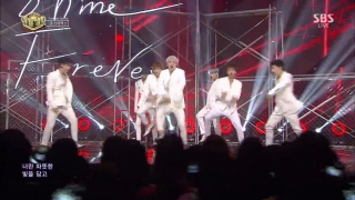 Intro + Shine Forever (Inkigayo 26.06.2017) - Monsta X