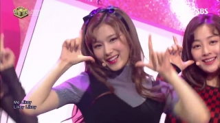 Likely (Inkigayo 05.11.2017) - Twice