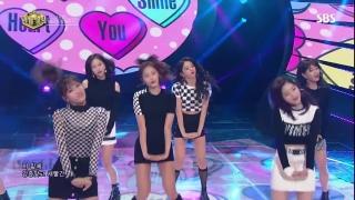 Likely (Inkigayo 12.11.2017) - Twice