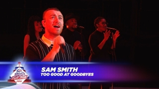 Too Good At Goodbyes (Live At Capital's Jingle Bell Ball 2017) - Sam Smith