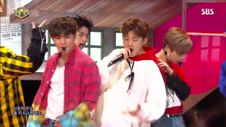 Rubber Band (Inkigayo 11.03.2018) - iKON