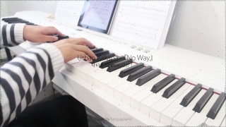 No Way (Doctors OST) (Cover) - Piano