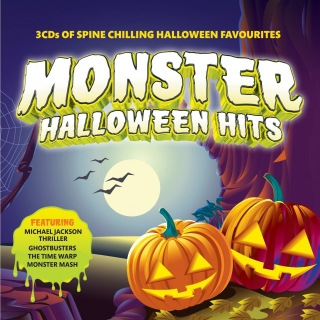Monster Halloween Hits (CD1) - Various Artists