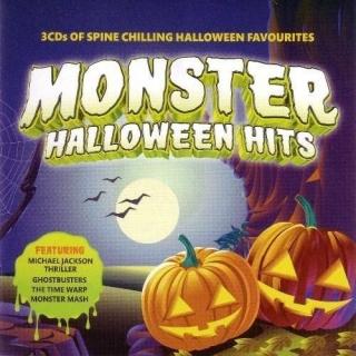 Monster Halloween Hits (CD3) - Various Artists