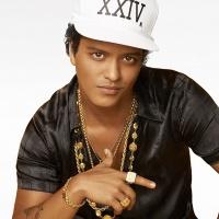 Top những bài hát hay nhất của Bruno Mars