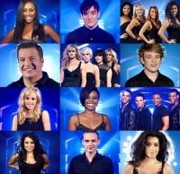 Top những bài hát hay nhất của X Factor Finalists 2008