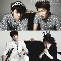 Top những bài hát hay nhất của M&D (Heechul & Jungmo)