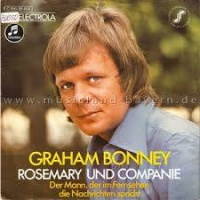 Top những bài hát hay nhất của Graham Bonney