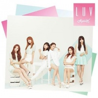 LUV (Japanese Ver.) - A Pink