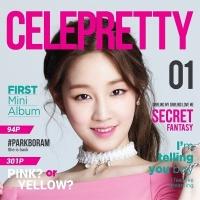 Celepretty (Mini Album) - Park Boram