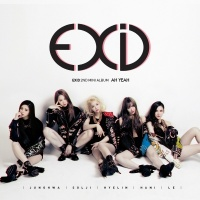 Ah Yeah (2nd Mini Album) - EXID