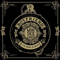 Boyfriend In Wonderland (4th Mini Album) - Boyfriend