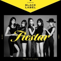 Black Label (1st Mini Album) - FIESTAR