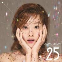 25 (1st Mini Album) - Song Ji Eun