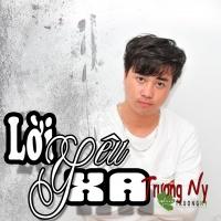 Lời Yêu Xa (Single) - Trương Ny