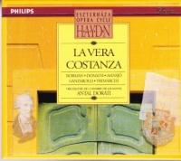 La Vera Costanza Act II- Act III - Joseph Haydn